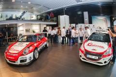 019 Presentación Porsche 2010 Ares Racing 031