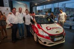 019 Presentación Porsche 2010 Ares Racing 045