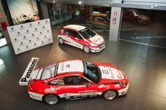 019 Presentación Porsche 2010 Ares Racing 099