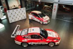 019 Presentación Porsche 2010 Ares Racing 100